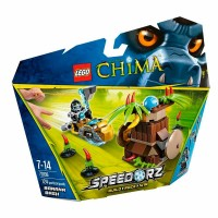 Конструктор LEGO Legends of Chima Banana bash 70136