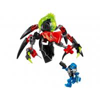 Конструктор LEGO Hero Factory Чудовище-Горнопроходчик против Суржа 44024