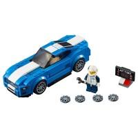Конструктор LEGO SPEED CHAMPIONS Форд Мустанг GT 75871